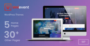 Unievent-Event & Conference WordPress Theme